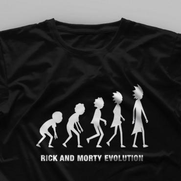 تیشرت Rick and Morty #3