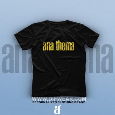 تیشرت Anathema #1