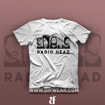 تیشرت Radiohead #20