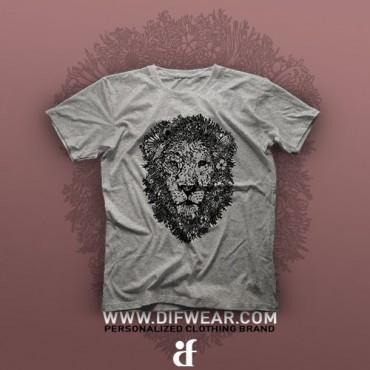 تیشرت Lion #4