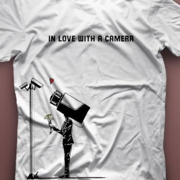 تیشرت In Love With A Camera