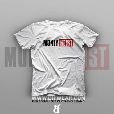 تیشرت Money Heist: La casa de papel #XX