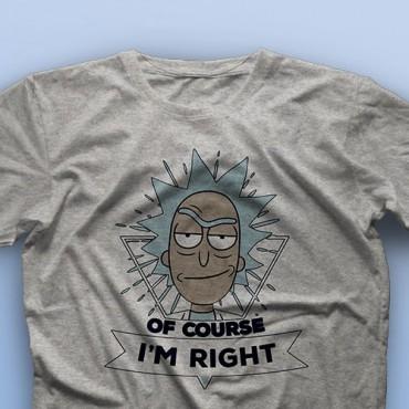 تیشرت Rick and Morty #12