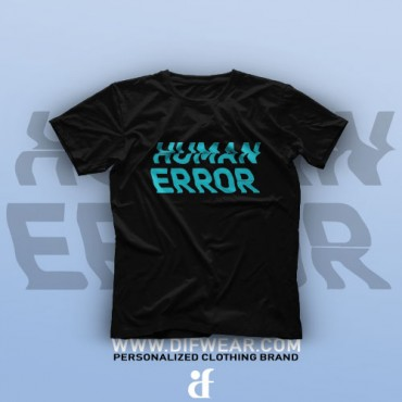 تیشرت Human Error #1