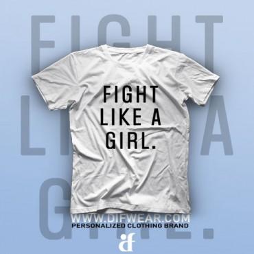 تیشرت Fight Like a Girl