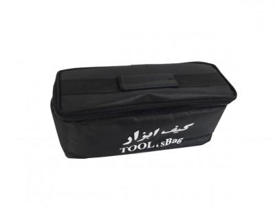 کیف ابزار جعبه برزنتی کوچک