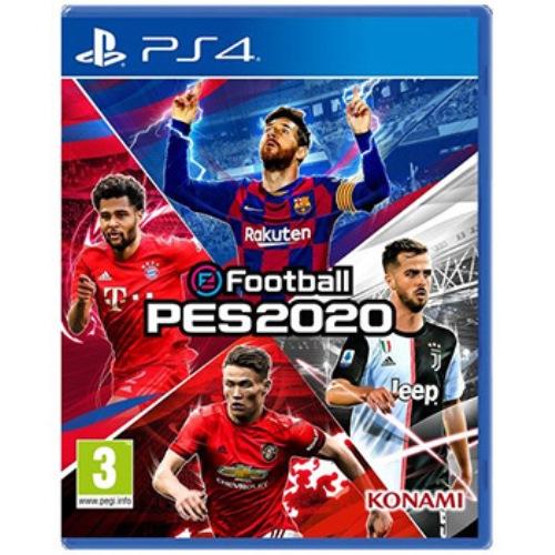 دیسک بازی PES 2020
