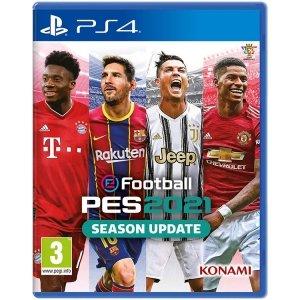 بازی PES 2021 برای PS4