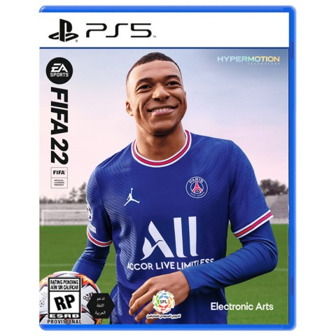 دیسک بازی Fifa 22 نسخه PS5