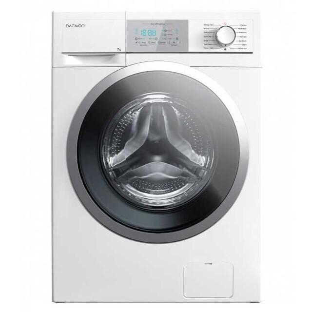 ماشین لباسشویی دوو مدل DWK-7100 سری کاریزما ظرفیت 7 کیلوگرم