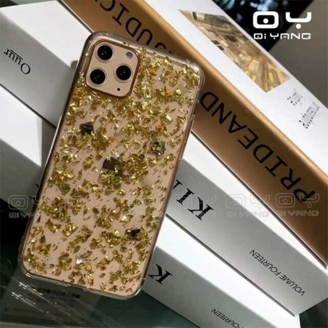 قاب QY طرح سنگ اکلیلی موبایل iPhone 11 Pro