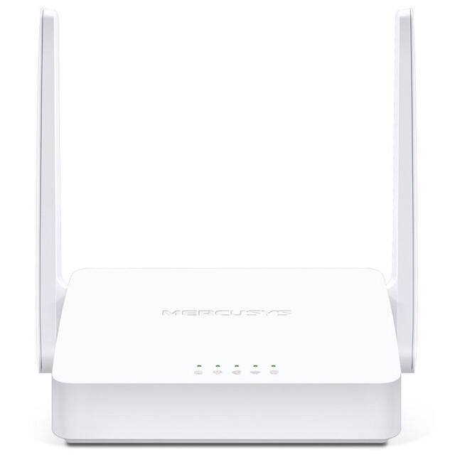 مودم روتر +ADSL2 بیسیم 300Mbps مرکوسیس مدل MW300D
