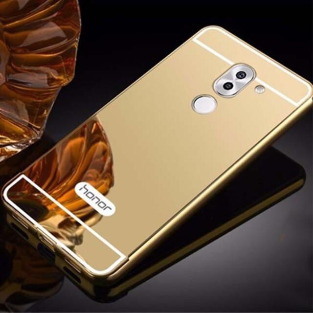 قاب آینهای دور فلزی موبایل هوآوی Honor 6X
