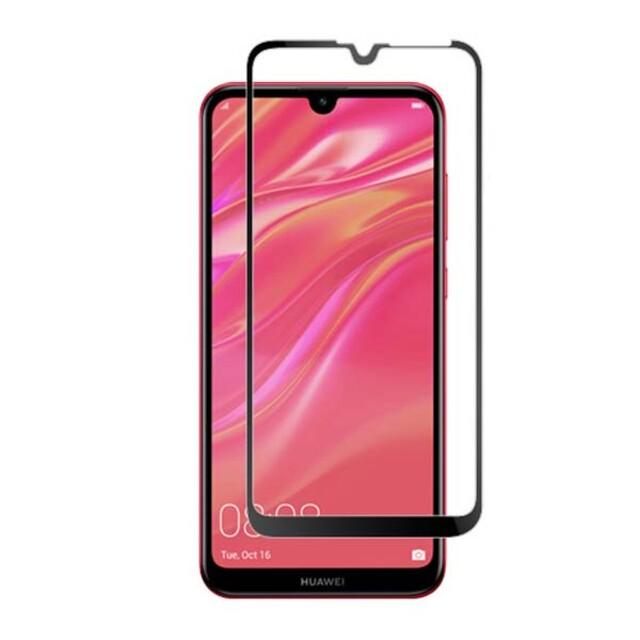 محافظ صفحه نمایش شیشهای آیتک گوشی موبایل هوآوی Y7 2019