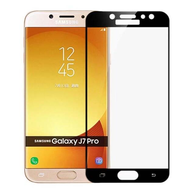 محافظ صفحه نمایش شیشهای آیتک گوشی موبایل سامسونگ J7 Pro
