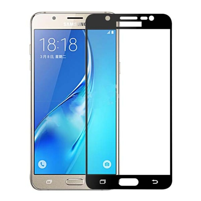 محافظ صفحه نمایش شیشهای آیتک گوشی موبایل سامسونگ J7 2015