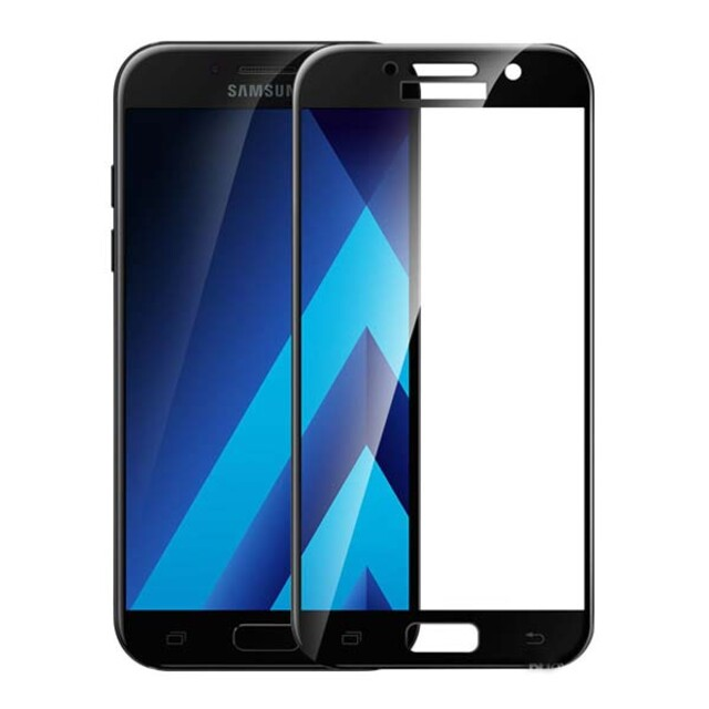محافظ صفحه نمایش شیشهای آیتک گوشی موبایل سامسونگ A7 2017