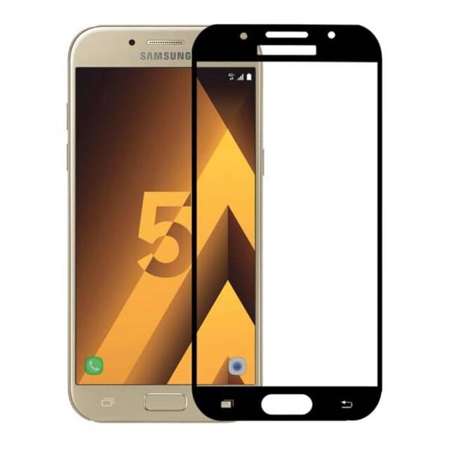 محافظ صفحه نمایش شیشهای آیتک گوشی موبایل سامسونگ A3 2017