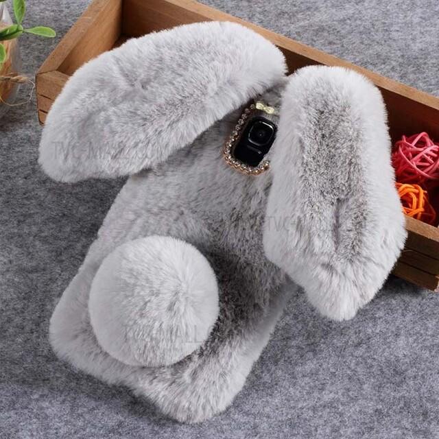 قاب عروسکی مدل خرگوشی موبایل سامسونگ J4