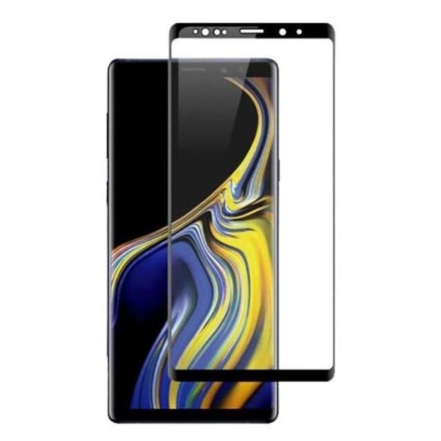 محافظ صفحه نمایش 414 مدل نانو پلیمر موبایل سامسونگ Note 9