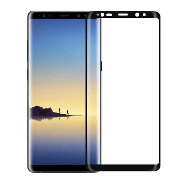محافظ صفحه نمایش 414 مدل نانو پلیمر موبایل سامسونگ Note 8