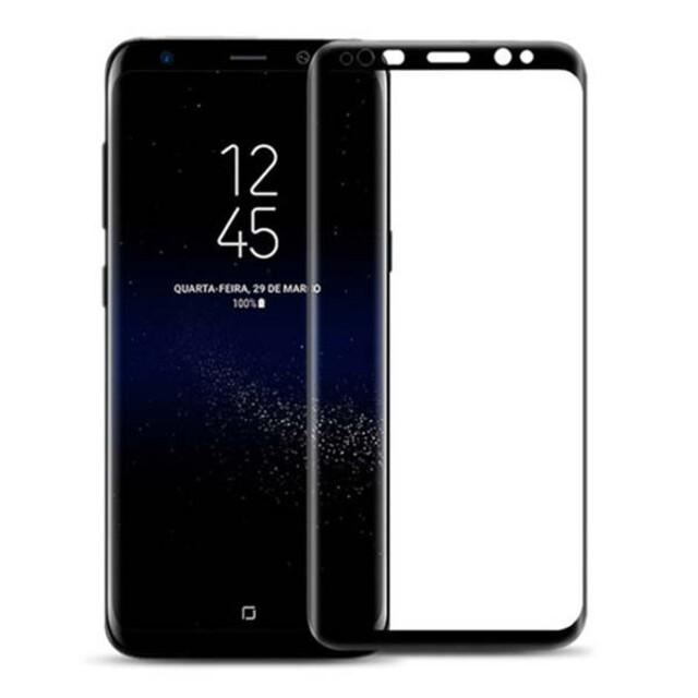 محافظ صفحه نمایش 414 مدل نانو پلیمر موبایل سامسونگ S8/S9 پلاس