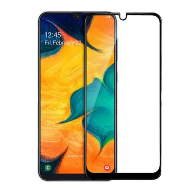 محافظ صفحه نمایش شیشه ای 414 موبایل سامسونگ A30/A30s
