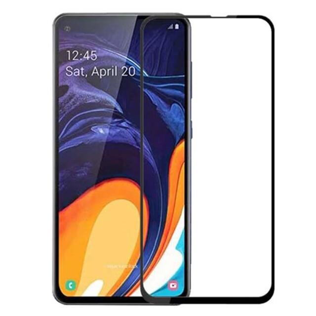 محافظ صفحه نمایش شیشه ای ۴۱۴ موبایل سامسونگ A60