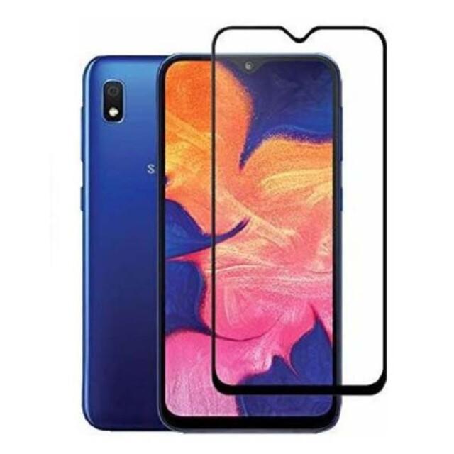 محافظ صفحه نمایش شیشه ای ۴۱۴ موبایل سامسونگ A10