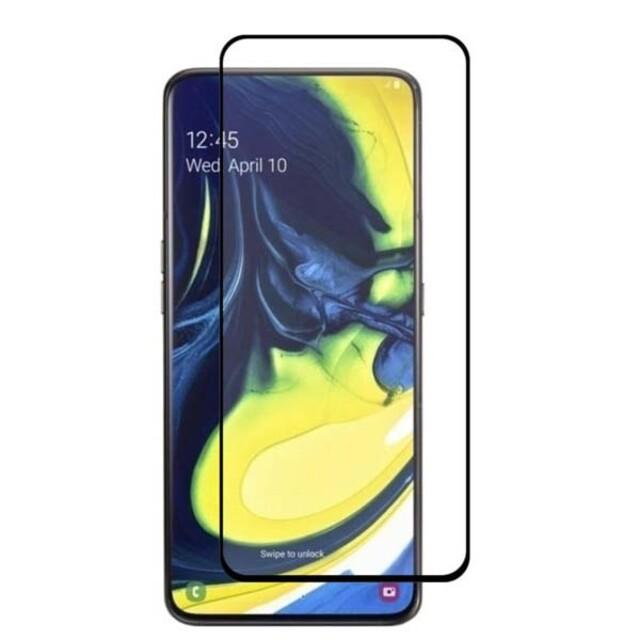محافظ صفحه نمایش شیشه ای ۴۱۴ موبایل سامسونگ A80/A90