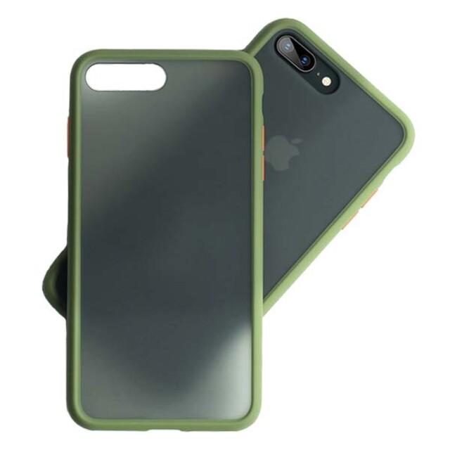 قاب پلاتینا دور رنگی مات iPhone 7/8 Plus