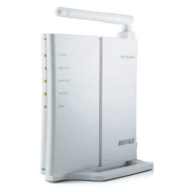 روتر بیسیم 150Mbps بوفالو مدل AirStation WCR-GN