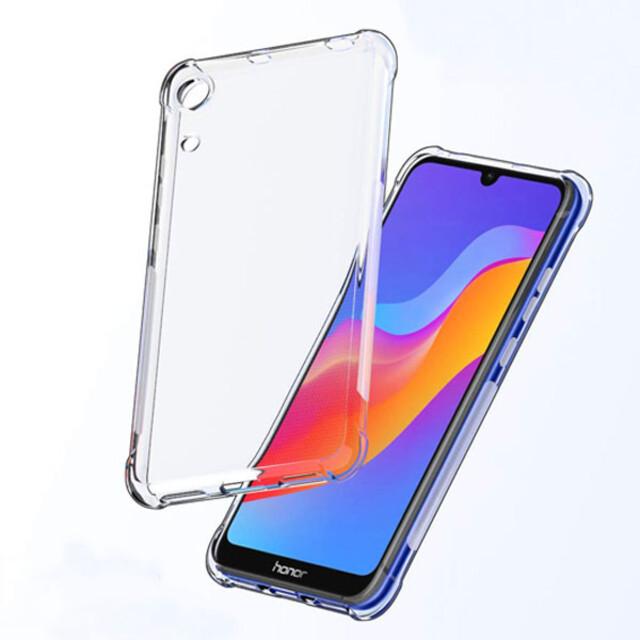 قاب کاسن مدل ژلهای شفاف مناسب برای گوشی موبایل هوآوی Honor 8A