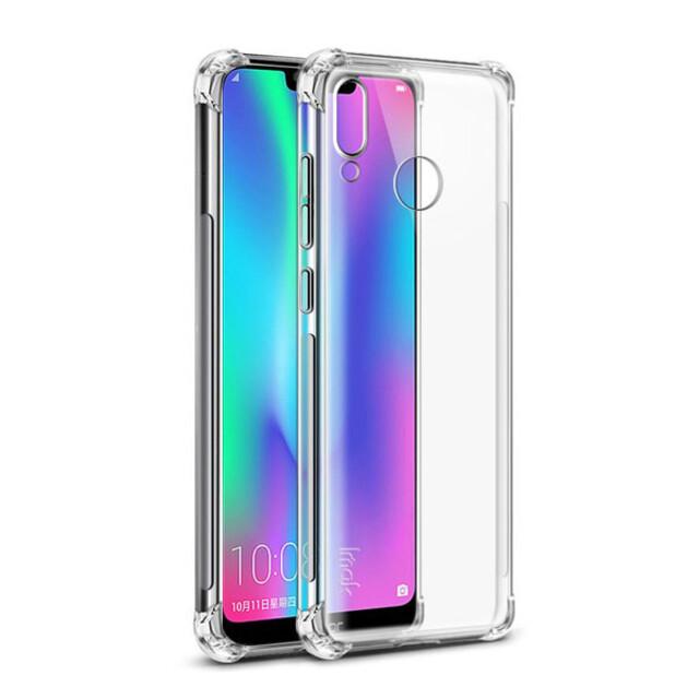 قاب کاسن مدل ژلهای شفاف مناسب برای گوشی موبایل هوآوی Honor 8C