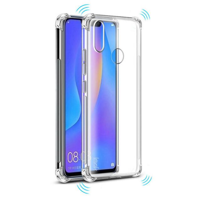 قاب کاسن مدل ژلهای شفاف مناسب برای گوشی موبایل هوآوی Nova 3i