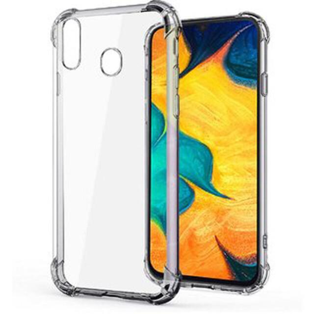 قاب کاسن مدل ژلهای شفاف مناسب برای گوشی موبایل سامسونگ A30