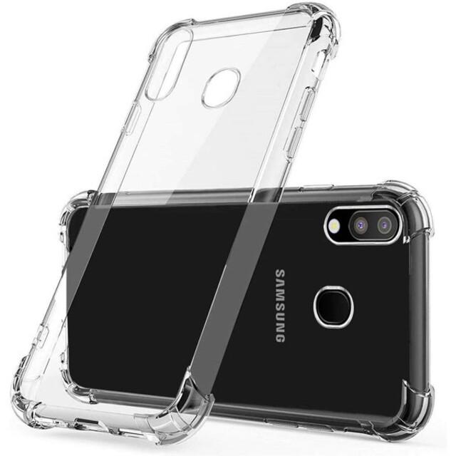 قاب کاسن مدل ژلهای شفاف مناسب برای گوشی موبایل سامسونگ M20