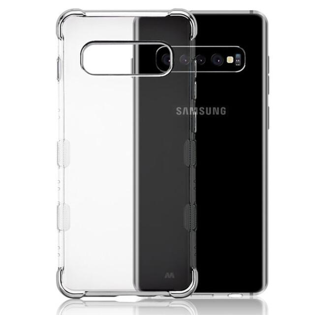 قاب کاسن مدل ژلهای شفاف مناسب برای گوشی موبایل سامسونگ S10