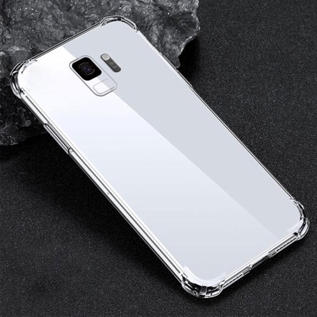 قاب کاسن مدل ژلهای شفاف مناسب برای گوشی موبایل سامسونگ J6