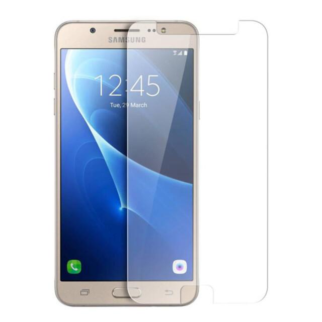 محافظ صفحه نمایش شیشهای 414 گوشی موبایل سامسونگ J7 2016