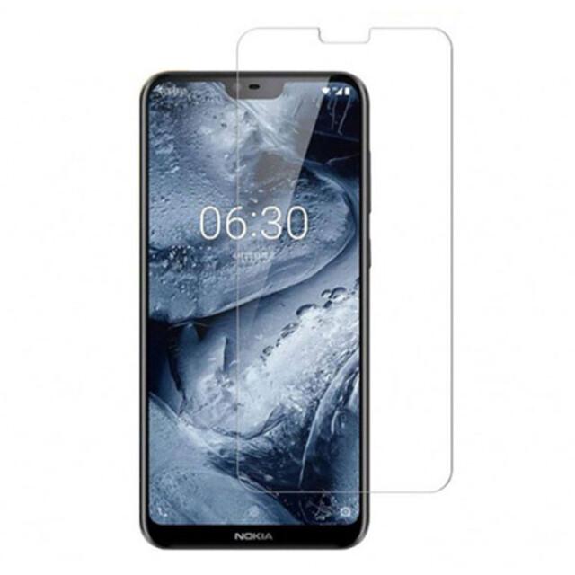 محافظ صفحه نمایش شیشهای 414 گوشی موبایل نوکیا 6.1 پلاس