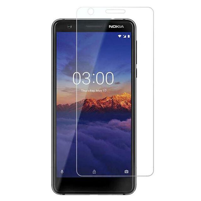 محافظ صفحه نمایش شیشهای 414 گوشی موبایل نوکیا 3.1