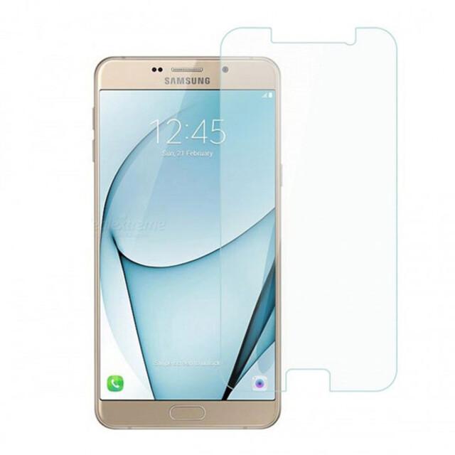 محافظ صفحه نمایش شیشهای 414 گوشی موبایل سامسونگ A9 2016
