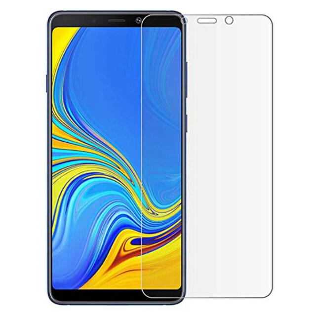 محافظ صفحه نمایش شیشهای 414 گوشی موبایل سامسونگ A9 2018