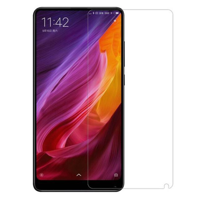 محافظ صفحه نمایش شیشهای 414 گوشی موبایل شیاومی Mi Mix 2