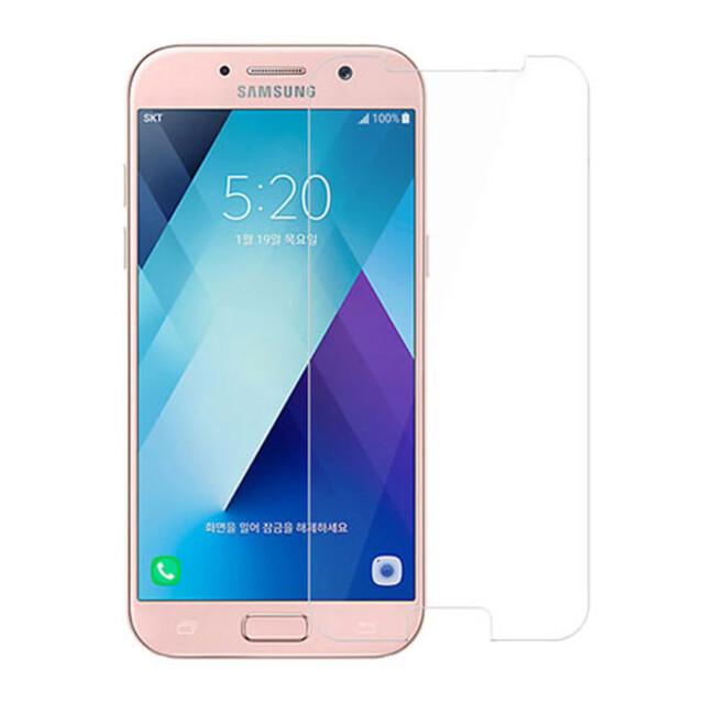 محافظ صفحه نمایش شیشهای 414 گوشی موبایل سامسونگ A7 2017