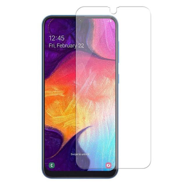 محافظ صفحه نمایش شیشهای 414 گوشی موبایل سامسونگ A40