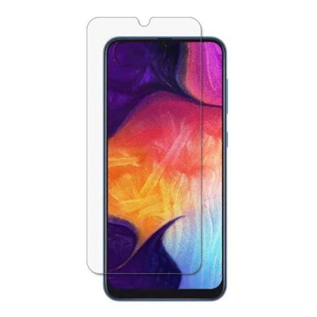 محافظ صفحه نمایش شیشهای 414 گوشی موبایل سامسونگ A10