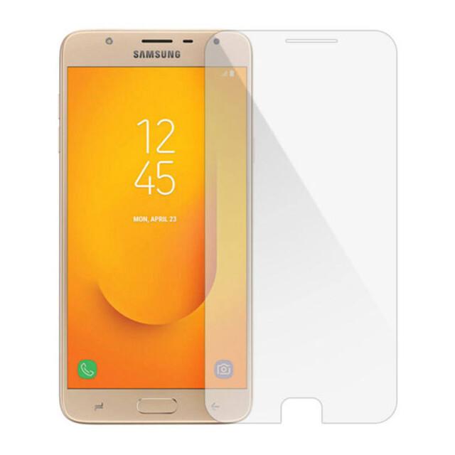 محافظ صفحه نمایش شیشهای 414 گوشی موبایل سامسونگ J7 Duo