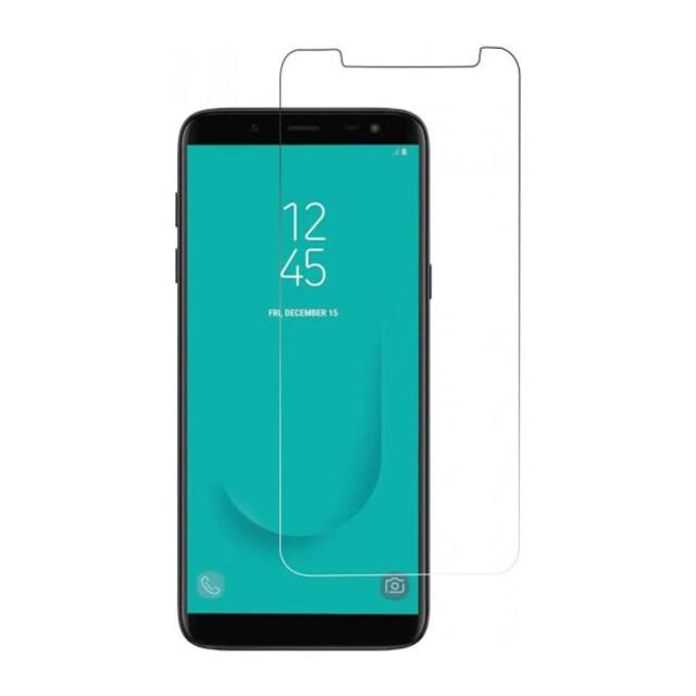 محافظ صفحه نمایش شیشهای 414 گوشی موبایل سامسونگ J6 پلاس